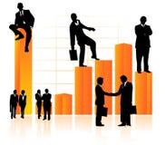 Business vector Royalty Free Stock Photos