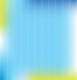Business vector background. Blue business abstract vector background Stock Image