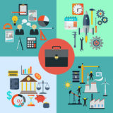 Business vector concept vector illustration