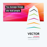 Business vector design elements for graphic layout. Modern abstr. Act background template with colourful building shapes for construction, house, home theme.r Royalty Free Stock Photography