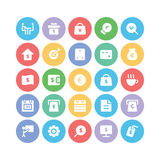 Business Vector Icons 9 Royalty Free Stock Image