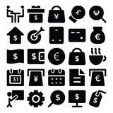 Business Vector Icons 9 Stock Photography