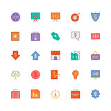Business Vector Icons 3 Stock Images