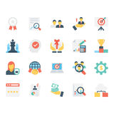 Business Vector Icons 15 Stock Images