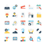 Business Vector Icons 11 stock illustration
