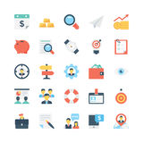 Business Vector Icons 3 Stock Photo