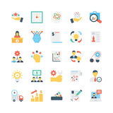 Business Vector Icons 9 Royalty Free Stock Images
