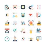 Business Vector Icons 8 Stock Photos