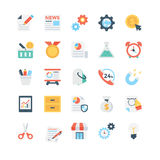 Business Vector Icons 2 Stock Photography