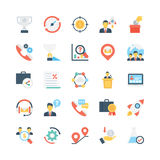 Business Vector Icons 14 Stock Photography