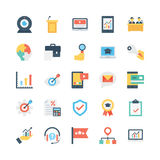 Business Vector Icons 13 Royalty Free Stock Image