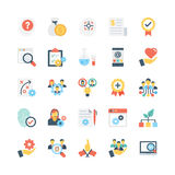 Business Vector Icons 7 Royalty Free Stock Images