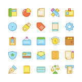 Business Vector Icons 1 Stock Images