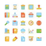 Business Vector Icons 4 Royalty Free Stock Image
