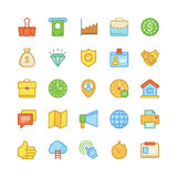 Business Vector Icons 6 Stock Photos