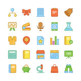 Business Vector Icons 7 Royalty Free Stock Image