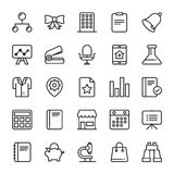 Business Vector Icons 7 Stock Photography