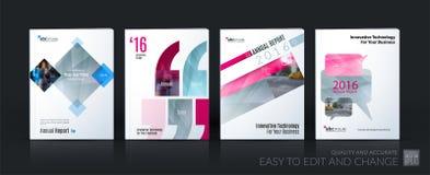 Business vector template mega set. Brochure layout, cover modern Stock Photos