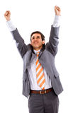 Business victory Stock Images