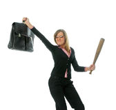 Business victory Royalty Free Stock Photos