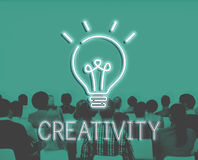 Business Vision Creativity Success Strategy Concept Stock Photo