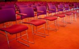 Business wall seats - Stock Image Stock Photos