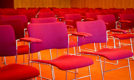 Business wall seats - Stock Image Stock Images