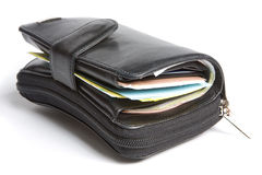 Business wallet Stock Images