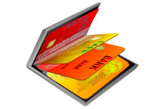 Business wallet Royalty Free Stock Photography