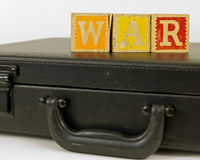 Business War Stock Image
