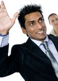 Business Wave Stock Photography