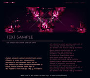 Business web template page, cover etc Stock Photo