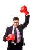 Business winner Stock Photo