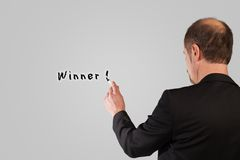 Business Winner Stock Images