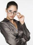 Business-woman Fotos de archivo libres de regalías