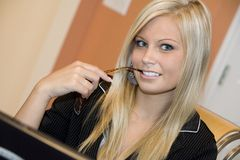 business woman Στοκ Εικόνα