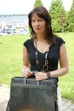 business woman Στοκ Φωτογραφίες