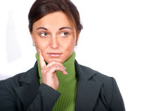 Business Woman. Today's Business Woman royalty free stock images
