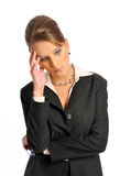 The business woman Stock Photography