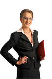 The business woman Royalty Free Stock Images