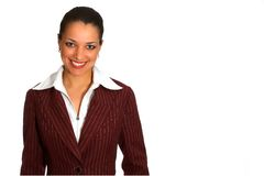 Business woman 2 Royalty Free Stock Photos