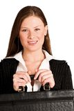 Business Woman #200(GS) Stock Images