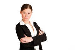 Business Woman #212(GS) Stock Images