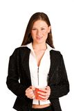 Business Woman #213(GS) Royalty Free Stock Image
