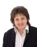 Business woman. Portrait of a business woman Stock Photos