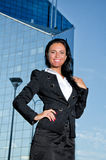 Business woman Royalty Free Stock Images