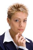 Business woman 3 Royalty Free Stock Photo