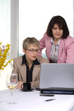 Business woman  3 Royalty Free Stock Photos