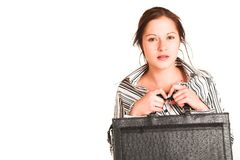 Business Woman #331 royalty free stock photography