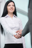 Business Woman. Successful business women looking confident and smiling Royalty Free Stock Photos